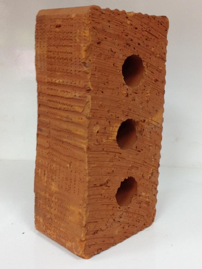 Кирпич РЗКИ утолщенный трубный полнотелый (352шт) - фото