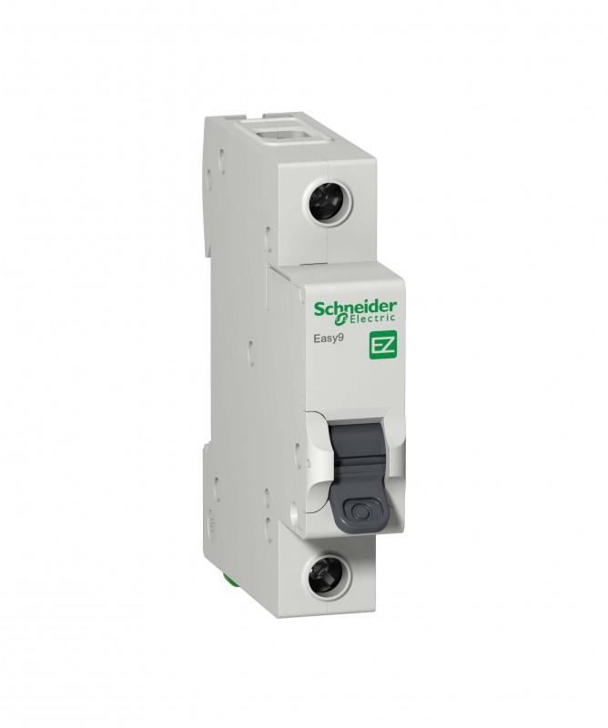 Автоматический выключатель 1Р 50А Schneider - фото
