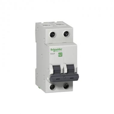 купить Автоматический выключатель 2Р 10А Schneider в Саранске