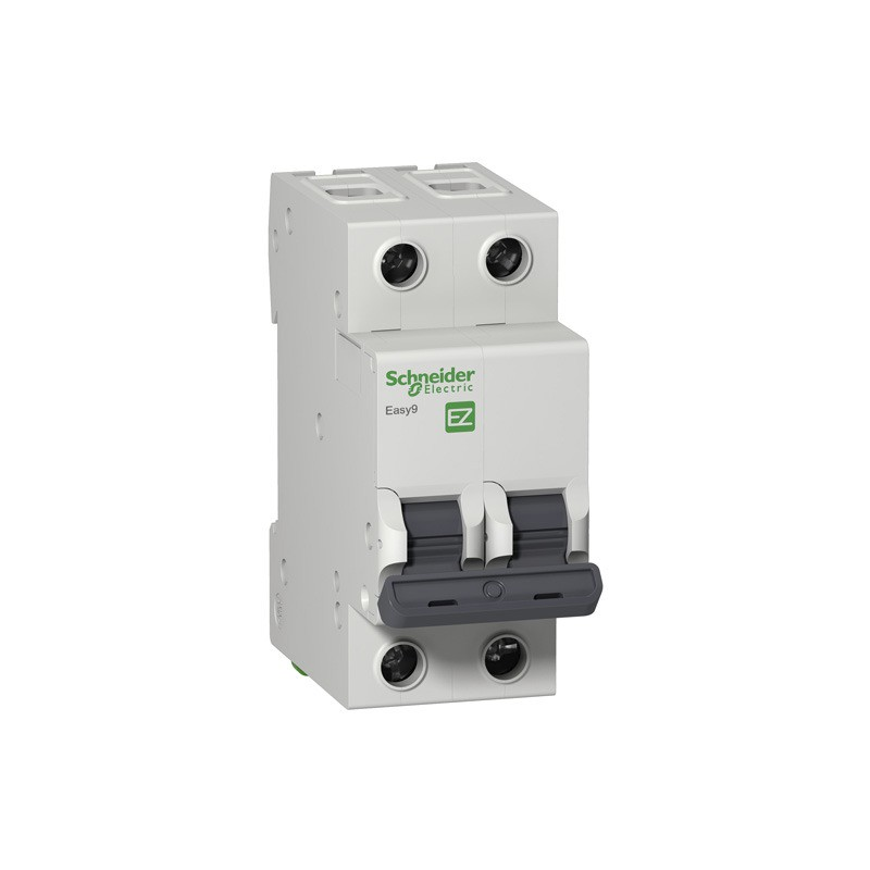 Автоматический выключатель 2Р 10А Schneider - фото