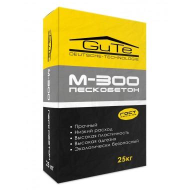 купить Пескобетон М300 GUTE 25кг в Саранске