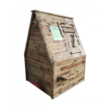 купить Домик для колодца термическая обработка в Саранске