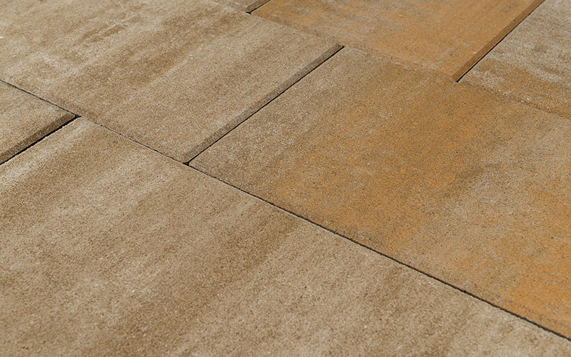 Тротуарная плитка ТРИАДА 60 мм BRAER плато - фото