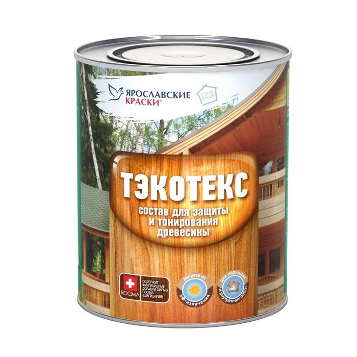 Состав ТЭКОТЕКС д/защиты древесины бесцветный 2,1 кг - фото