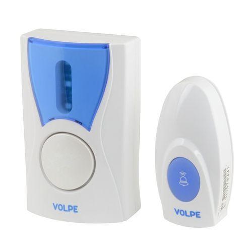 Звонок беспроводной VOLPE UDB-Q027W-R1T1-16S-80M-WH - фото