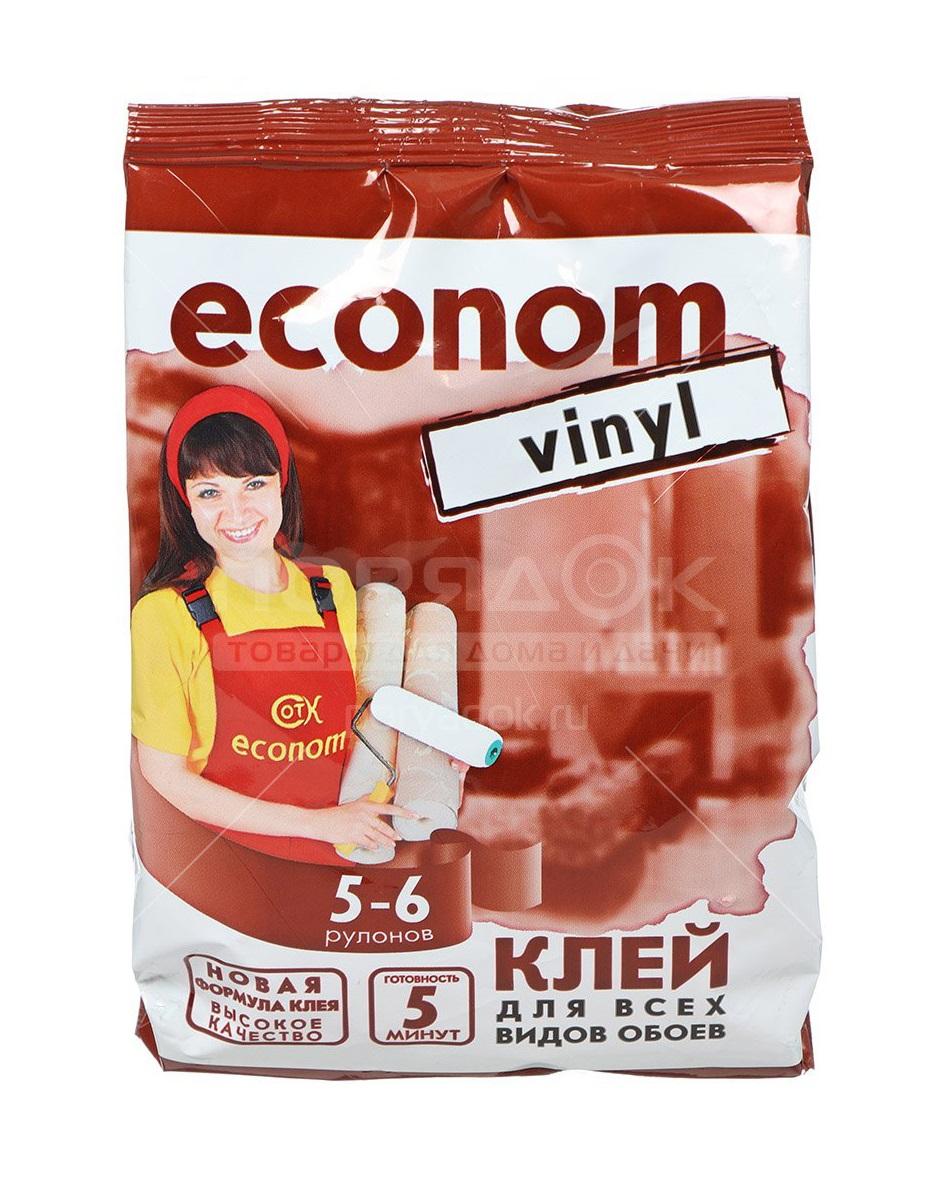 Клей винил ECONOM 200 гр - фото