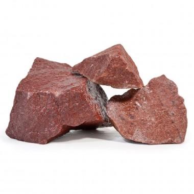 купить Камень для бани Кварцит малиновый 20кг в Саранске