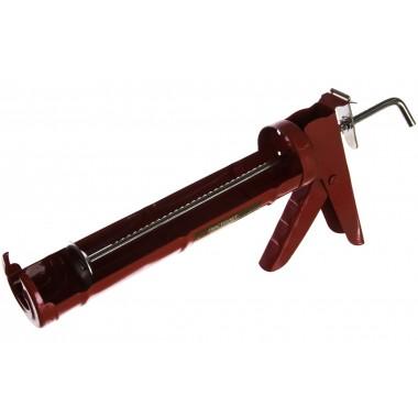 """купить Пистолет для герметиков полукорпусной 9"""" зубчатый шток (23-1-002) в Саранске"""