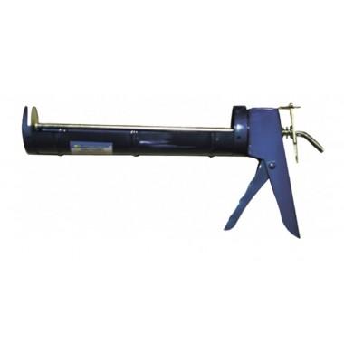 купить Пистолет для герметика полукорп.с зубчатым штоком ф 7мм 320мл в Саранске