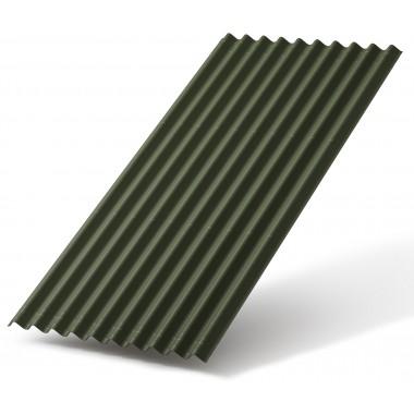"""купить Лист Ондулин """"Smart"""" зеленый (1950*950*3мм) 6,3кг в Саранске"""