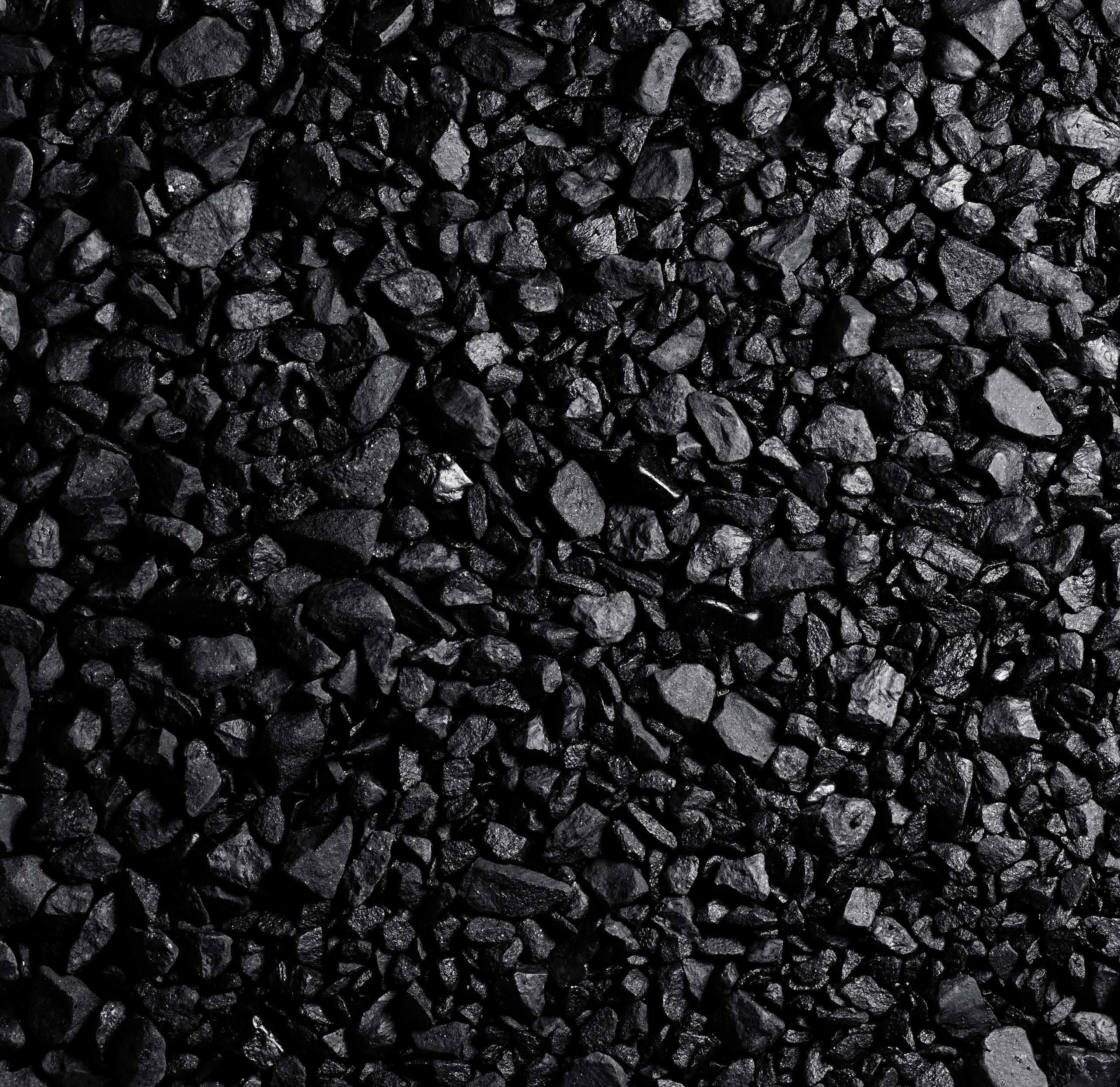 Щебень декор. черный фр. 20-40 (50кг) - фото