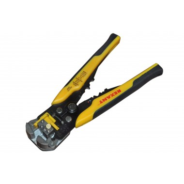купить Инструмент для зачистки кабеля 0.2-6.0мм2 и обжима наконечников REXANT HT-766 (12-4005) в Саранске