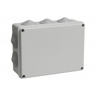 купить Коробка распределительная ОП 190*140*70мм IP55 IEK К41-55 в Саранске