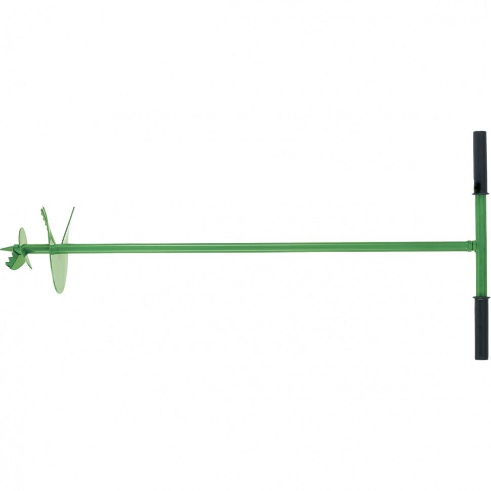 Бур садовый шнековый СИБРТЕХ,1085мм, диаметр 200мм - фото