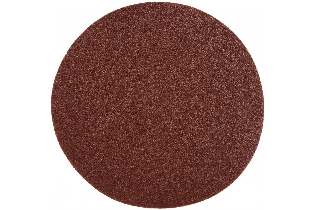 Круг абразивный 125мм, зерно 240, Targ - фото
