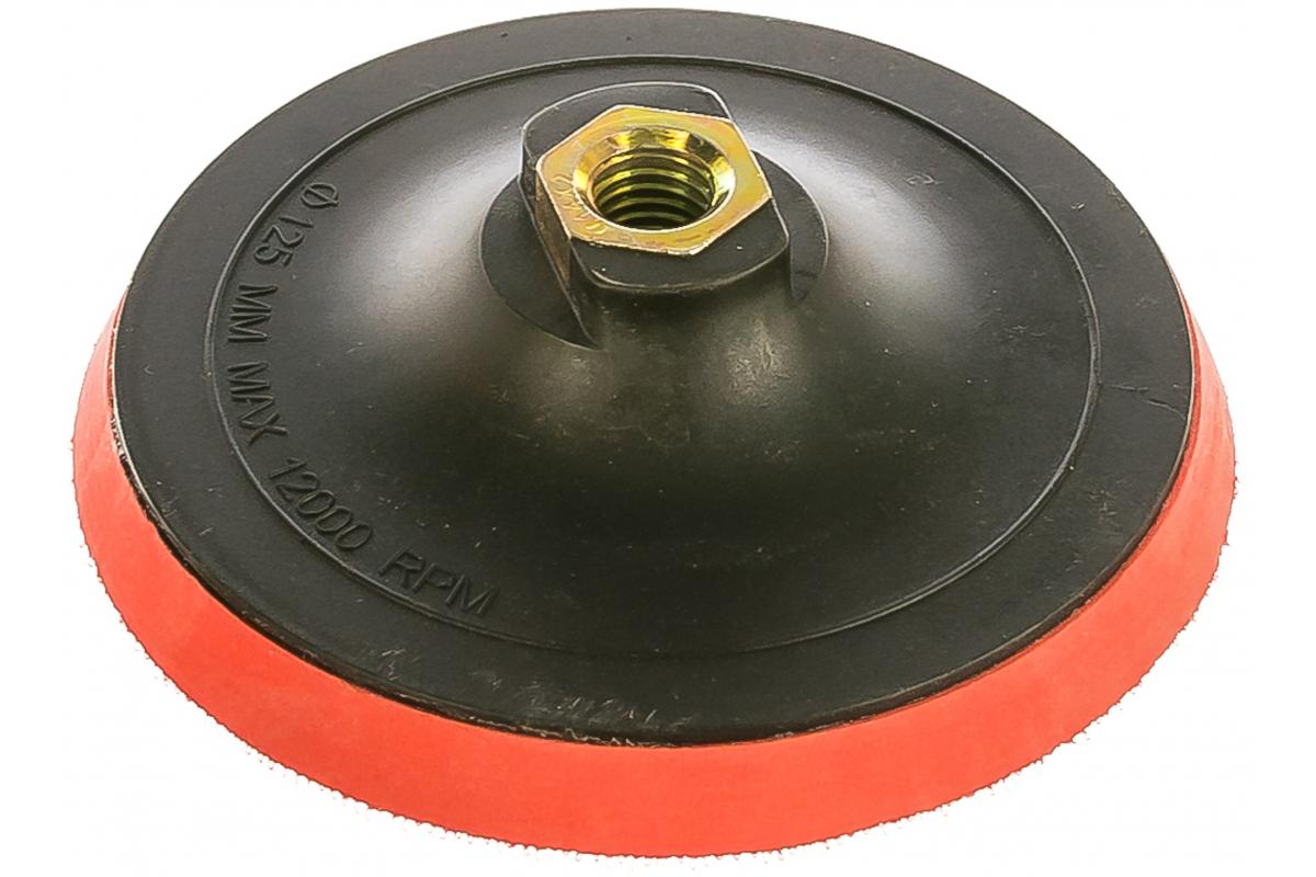 Насадка резиновая под абразивный диск с гайкой М14 Targ (663301) - фото