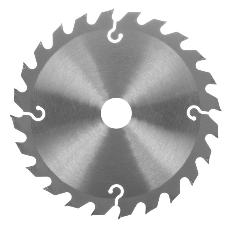 Диск пильный по дереву 165*30*24Т, переходное кольцо 20мм (74-1-164) - фото