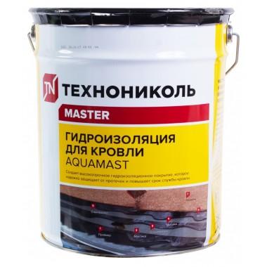 купить Мастика битумно-резиновая Технониколь AguaMast 18кг (для кровли) в Саранске
