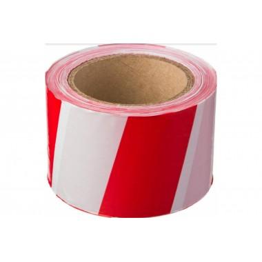 купить Лента сигнальная бело-красная 50мм*150м в Саранске