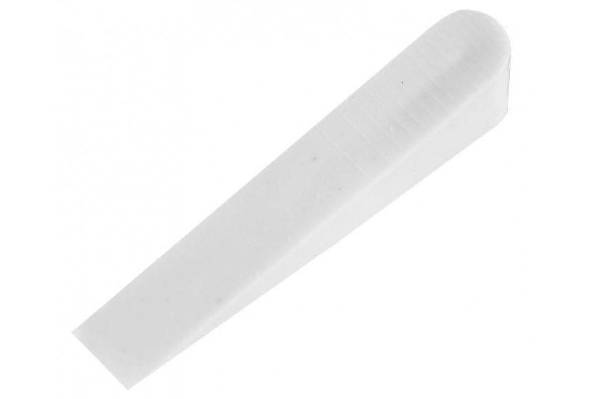 Клинья пластиковые для укладки плитки 38*7мм (50 шт) - фото
