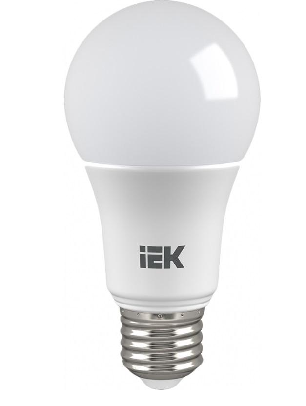 Лампа светодиодная ECO A60 11Вт грушевидная 4000К E27 (421998) - фото
