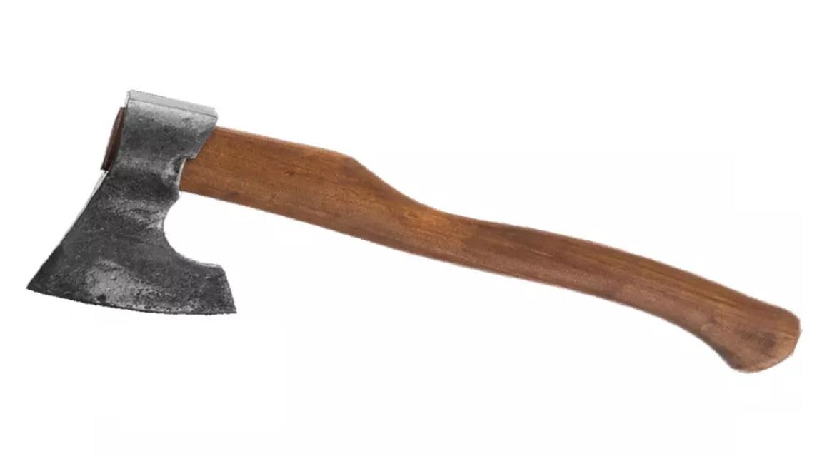 Топор Викинг Премиум 600г кованый, дер.рукоятка (20725) - фото