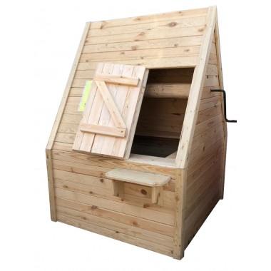 купить Домик для колодца Эконом (Ардатов) 0.8м в Саранске