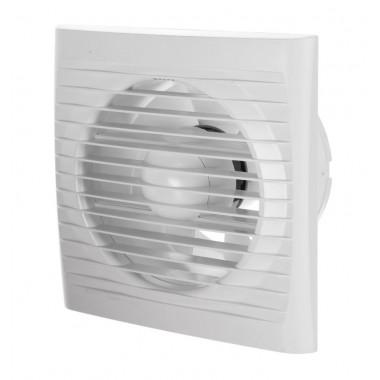 купить Вентилятор вытяжной d125мм 14Вт белый в Саранске