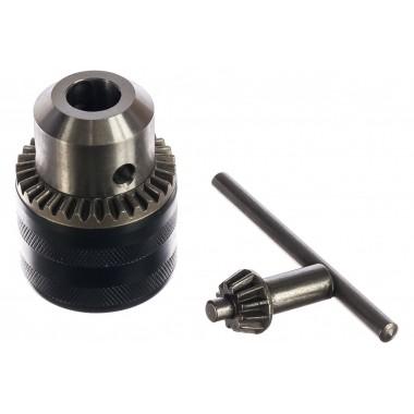 купить Патрон сверлильный c ключом 1.5-13мм 1/2-20UNF Hagwert (502008) в Саранске