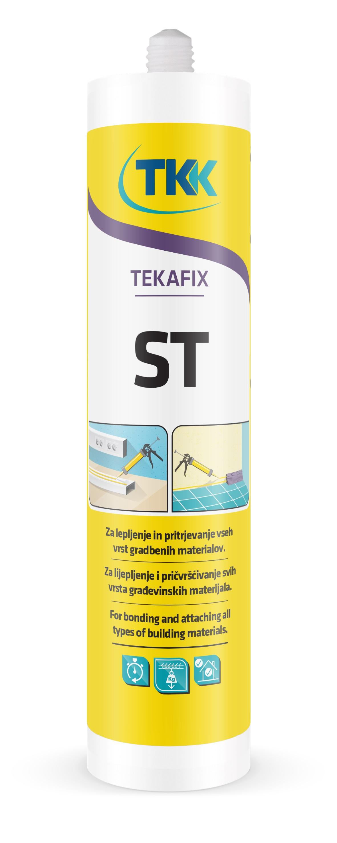 Клей монтажный Tekafiks ST 300мл (50761) - фото
