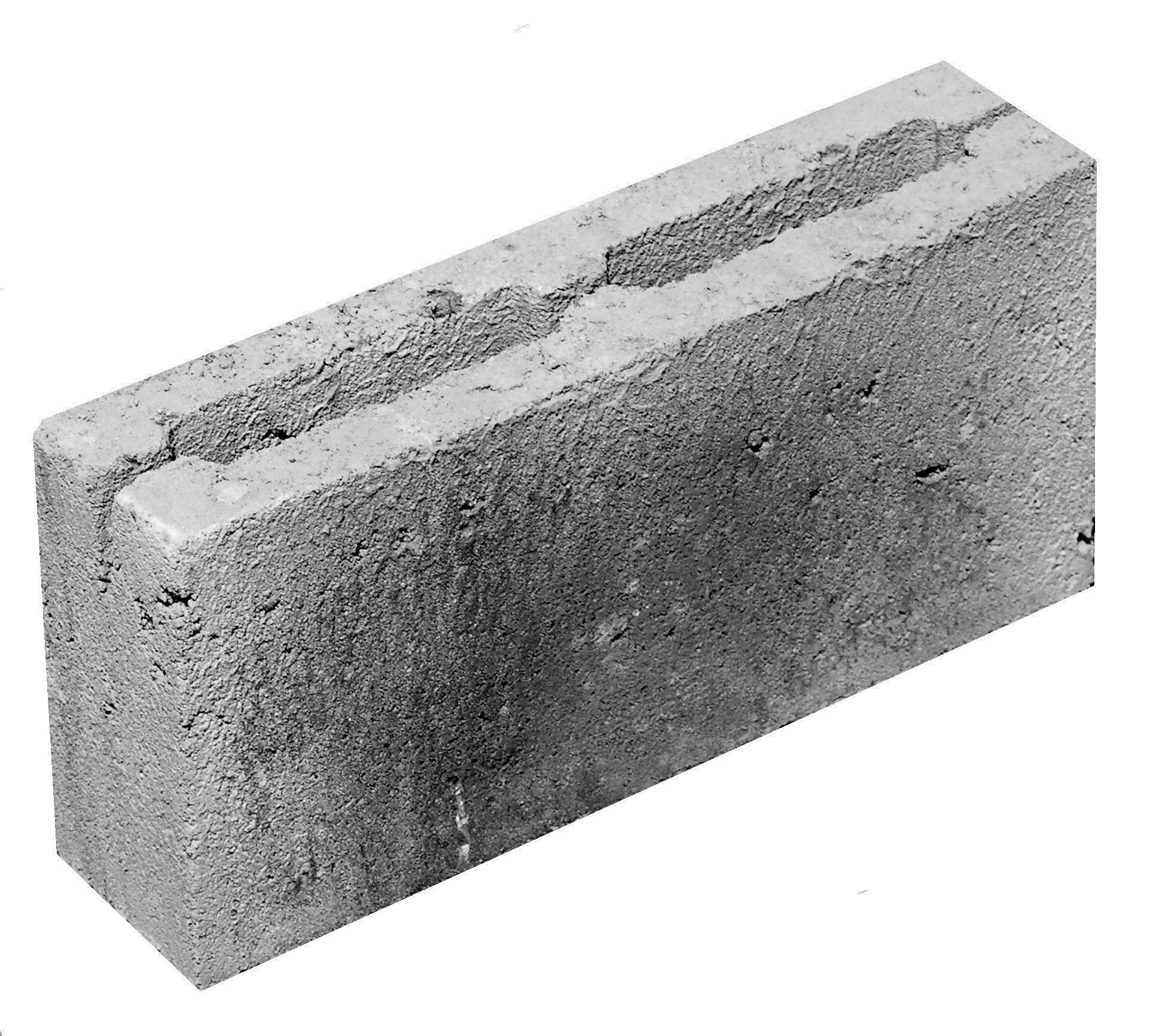 Кирпич блочный перегородочный 400x200x100 мм (120шт/уп.) - фото