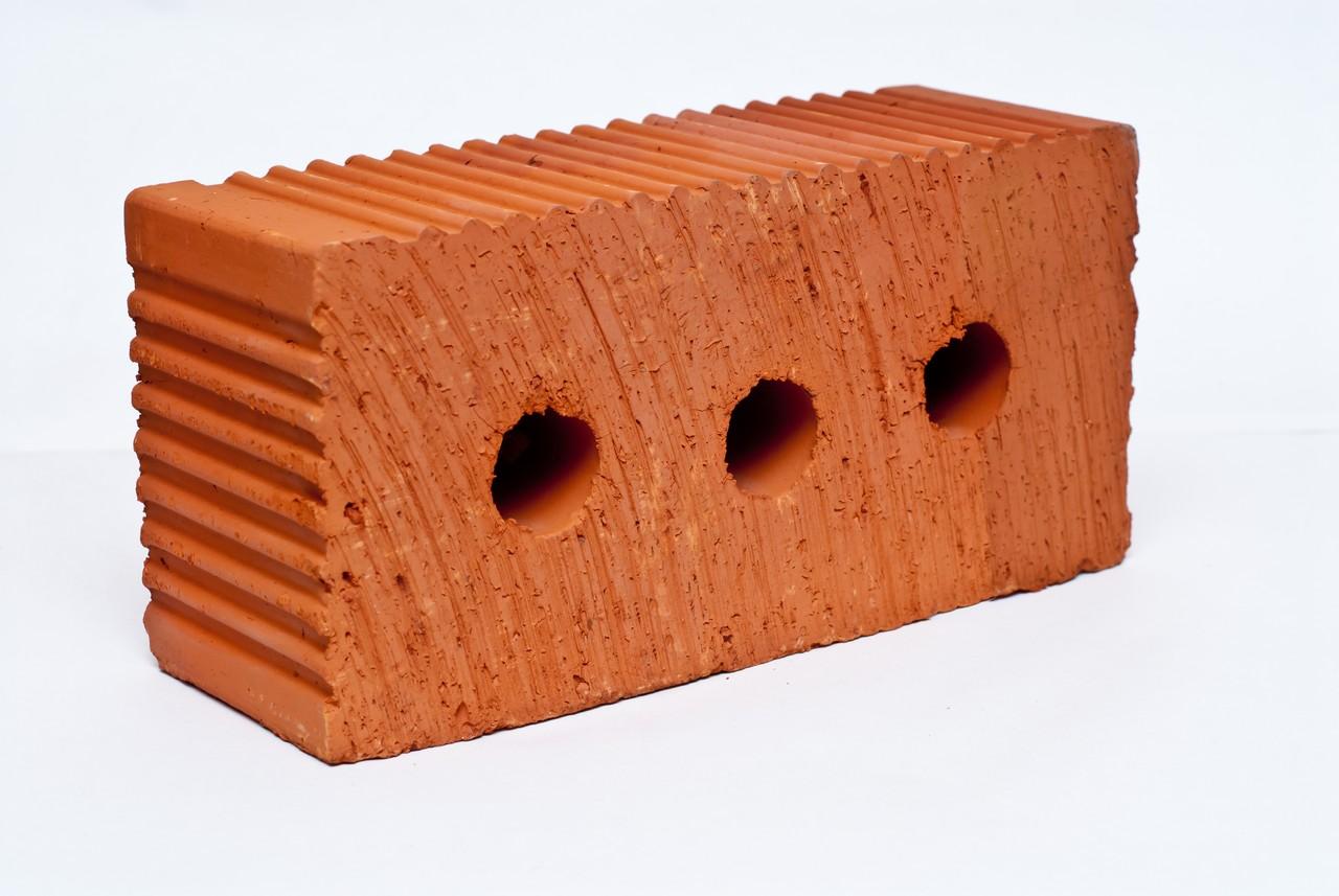 Кирпич РЗКИ одинарный трубный полнотелый (448шт) - фото
