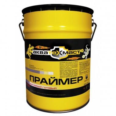 купить Праймер битумный АкваТехМаст 20л в Саранске