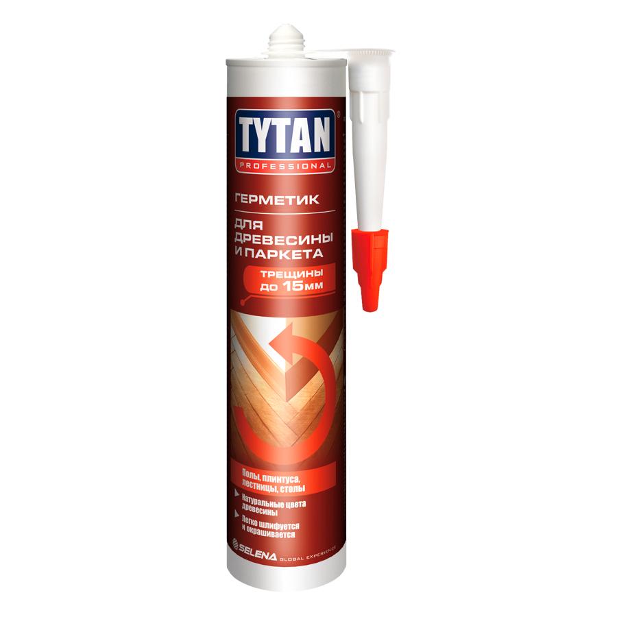 Герметик для древесины TYTAN сосна 310 мл - фото