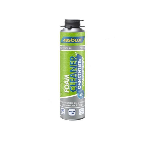 Очиститель монтажной пены Absolut (88889) 0.5л - фото