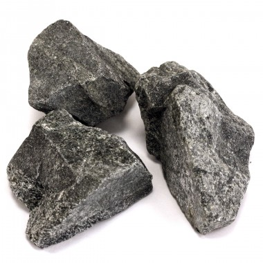 купить Камень для бани Габро-Диабаз колотый 20кг в Саранске