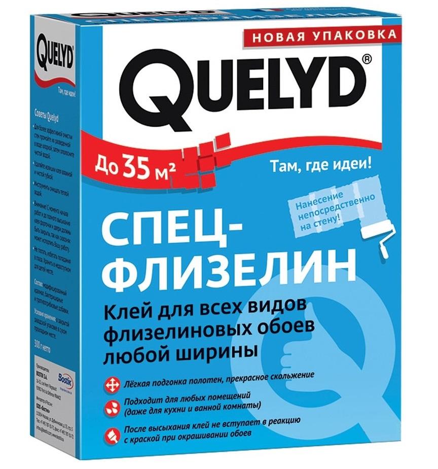 Клей для обоев на флизелиновой основе Quelyd (КЕЛИД) 0.3кг - фото