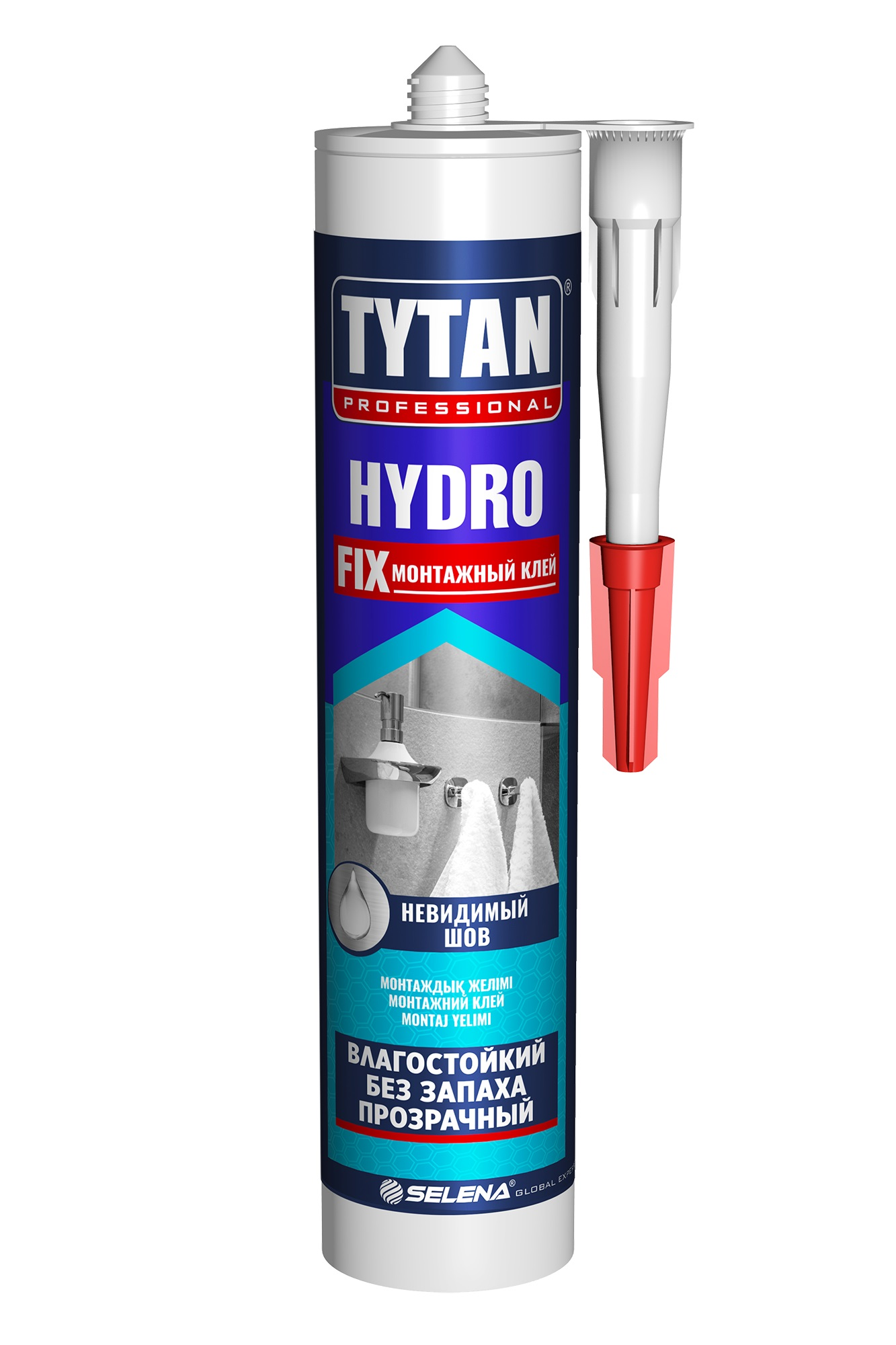 Клей монтажный Hydro Fix 310 мл - фото