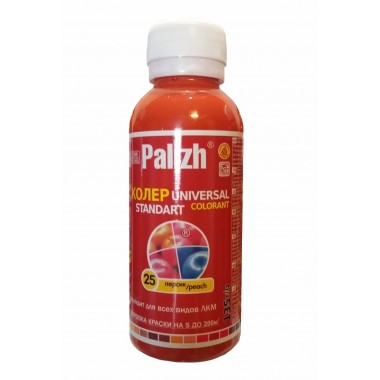 купить Колер универсальный Palizh №25 персик 100мл в Саранске