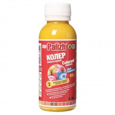 купить Колер универсальный Palizh №02 зол-желт. 100мл в Саранске