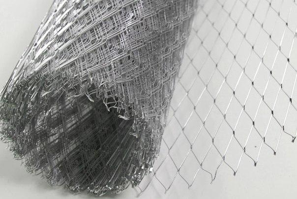 Сетка штукатурная ЦПВС 20*20*0,8 (10м2) - фото
