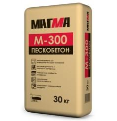 Пескобетон М-300 30 кг Магма