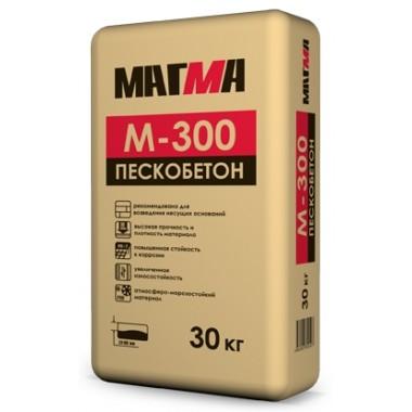 купить Пескобетон М-300 МАГМА 30кг в Саранске